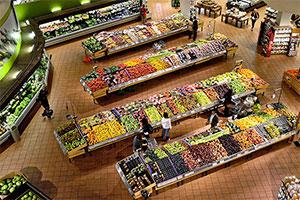 Vous êtes dans la distribution alimentaire ?