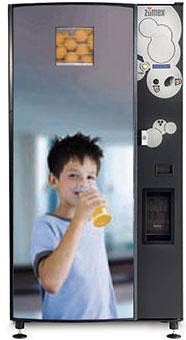 Zumex Vending Customisable
